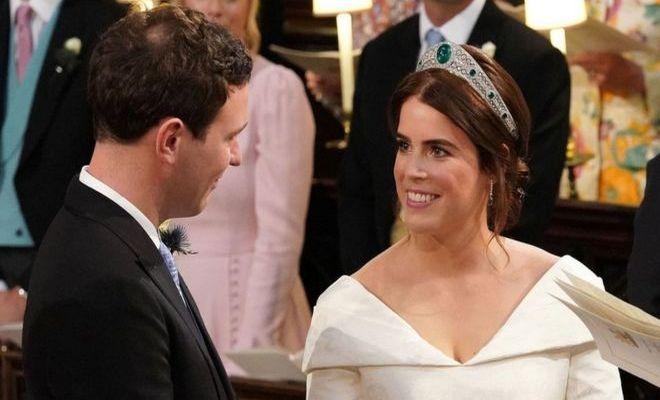 кралска сватба принцеса Юджени