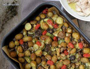 зеленчуци по италиански