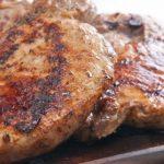 мариновани свински пържоли