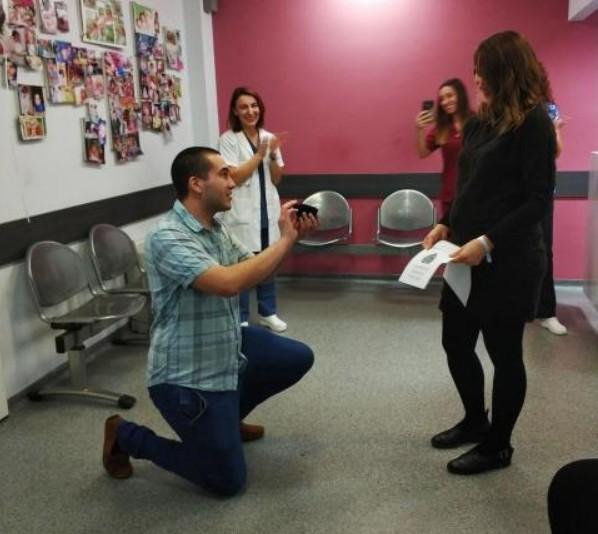 предложение брак Христина и Борислав