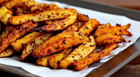 запечени картофи на фурна
