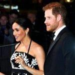 принц Хари и херцогиня Мегън