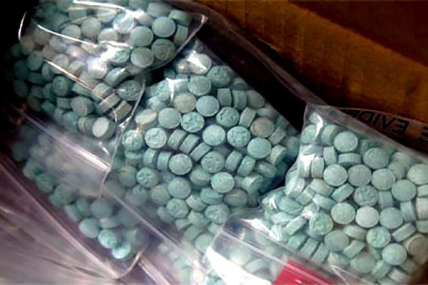 дрога метамфетамин