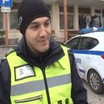 пътен полицай