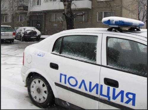 мъж сняг тяло Враца
