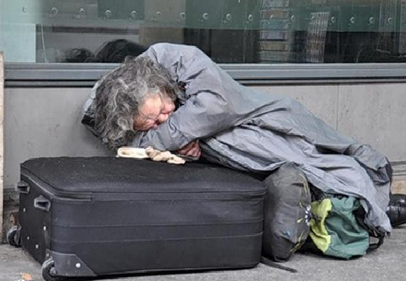 бездомни