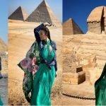 грации Египет