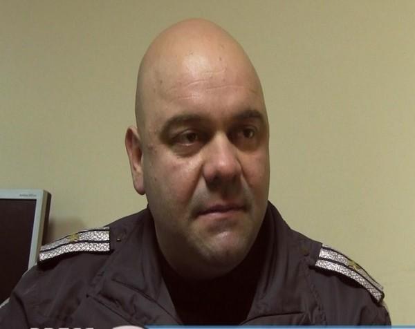 Старши инспектор Тодор Николов