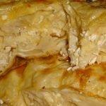 бюрек с масло и сирене