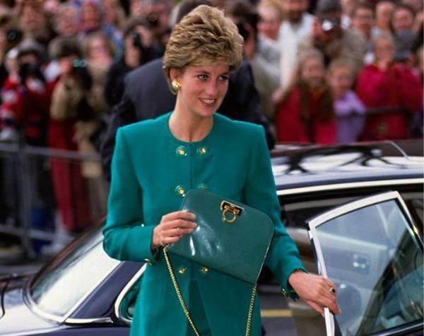 принцеса Даяна модните тенденции