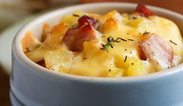тиролски картофи