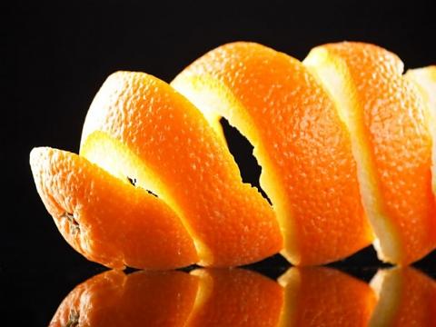 корите от мандарини