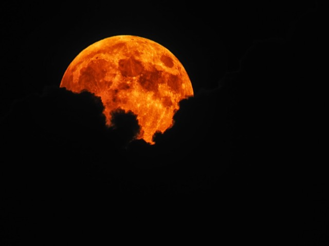Кървава луна