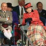 принц Филип и кралицата