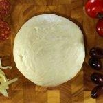 италианско тесто за пица