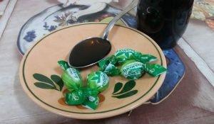 сироп от кока-кола и лукчета за кашлица