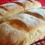 селски хляб с хрупкава коричка
