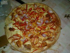 лесна пица