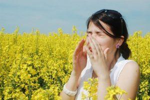 пролетни алергии