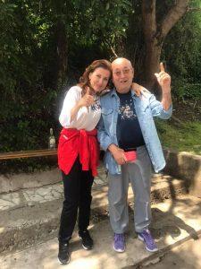 Илиана Раева и Васил Парушев