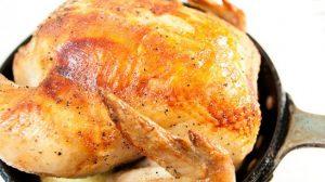 печено пиле