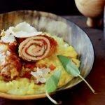 руло от свинско с картофи