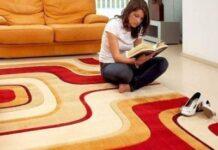 килимът