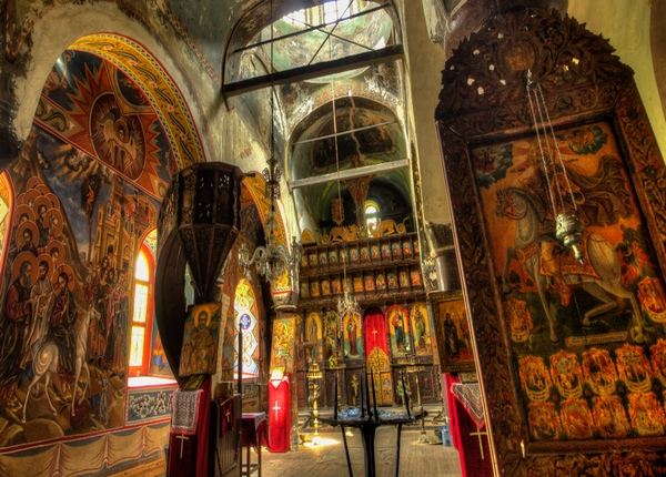икони чудеса храм