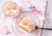 бисквитена торта с крем Бейлис