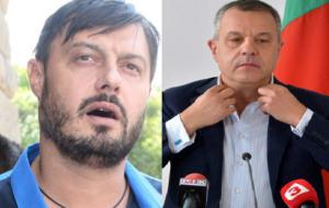 Николай Бареков и Емил Кошлуков