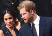принц Хари и Меган Маркъл