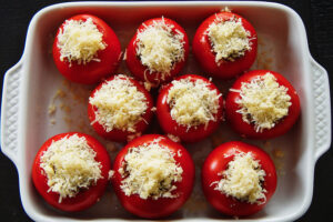 печени домати по италианска рецепта