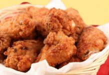 панирани пилешки бутчета