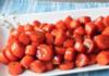 гарнитура от глазирани моркови