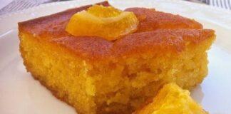 много портокалов сладкиш