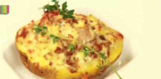 пълнени картофи по индийски