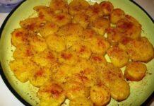 картофи с дресинг на Джейми Оливър