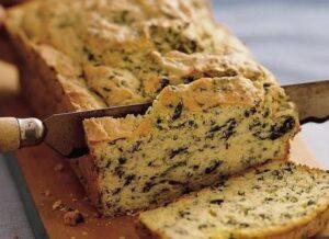 хляб с маслини