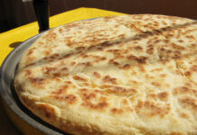 хляб на тиган