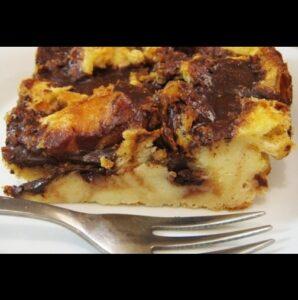 гръцки кекс с шоколад