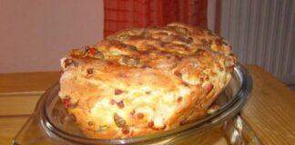 хляб със сушени домати