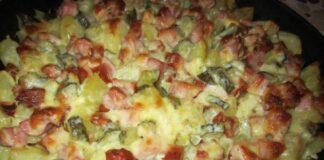 запечени картофки