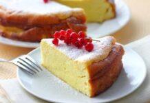 френски сладкиш с извара