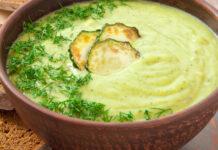крем супа от тиквички