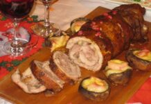 свинско руло
