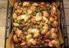 картофи с брюкселско зеле