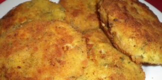 картофени кюфтета с кисело зеле