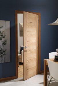 Модерна интериорна врата