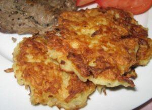 картофена плескавица
