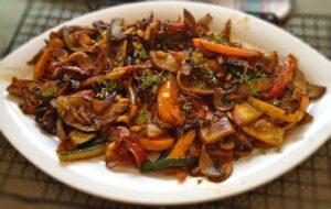 зеленчуци по китайски